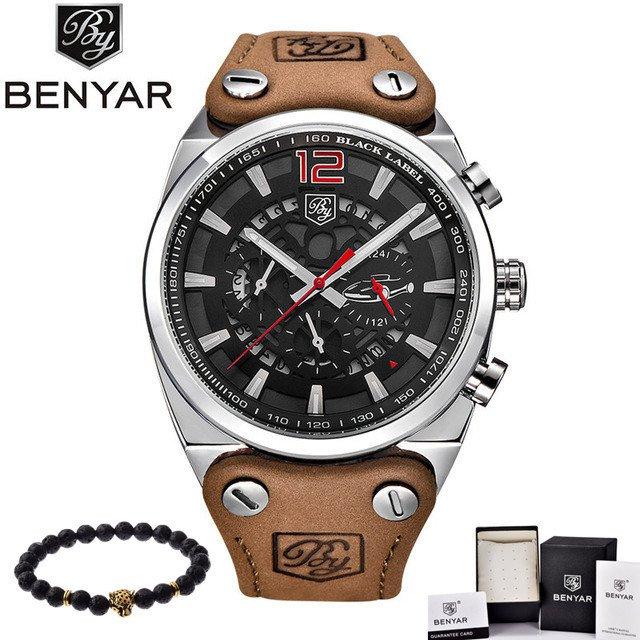 3ae868c0631 Relógio BENYAR Johnnie Walker Funcional - Yasmin Store
