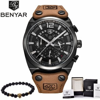 003470cb34b Relógio BENYAR Johnnie Walker Funcional
