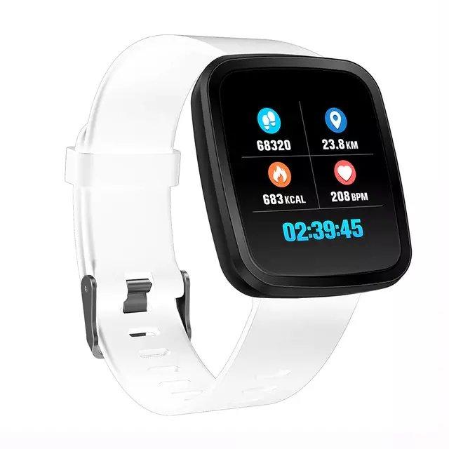 4306cdcbf8c ... Relógio Eletrônico CF 007 Pró Saúde Retangular 42mm - loja online