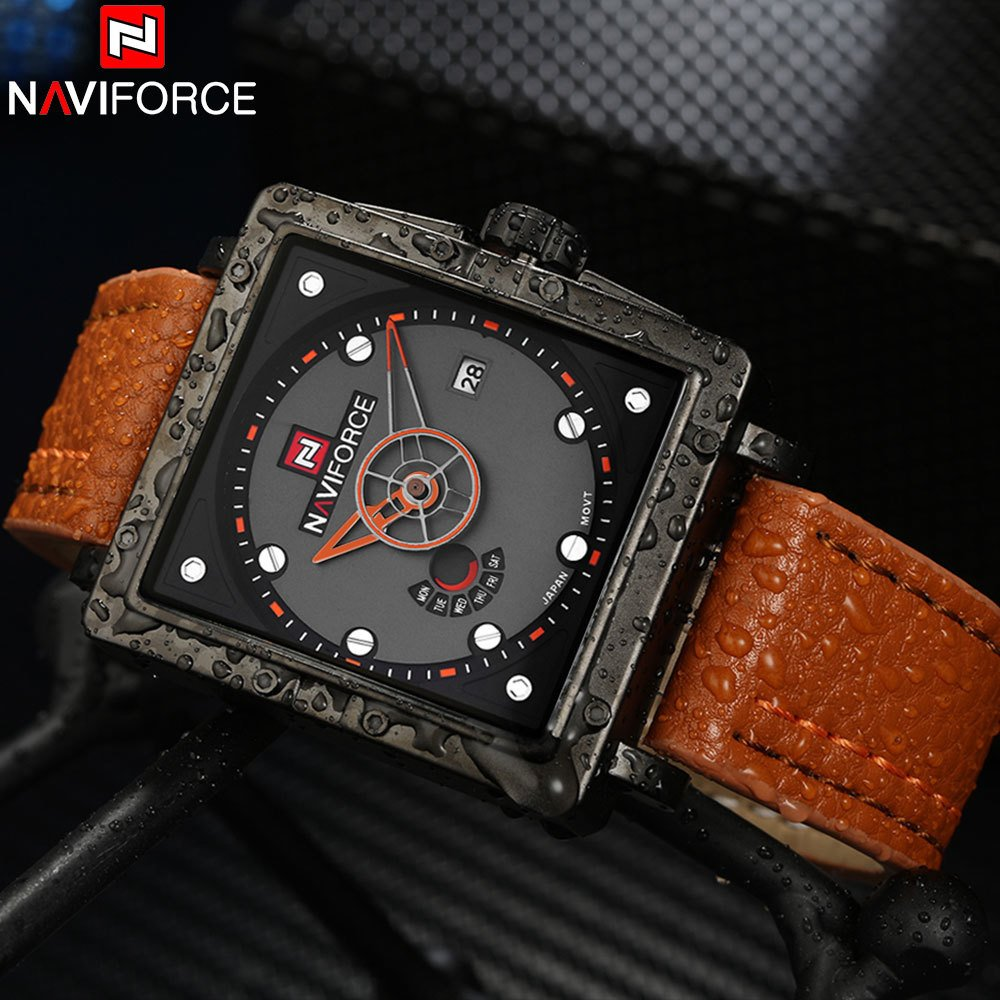 228da9794c4 Relógio Naviforce Quartz Militar Masculino Relógio Naviforce Quartz Militar  Masculino - comprar online ...