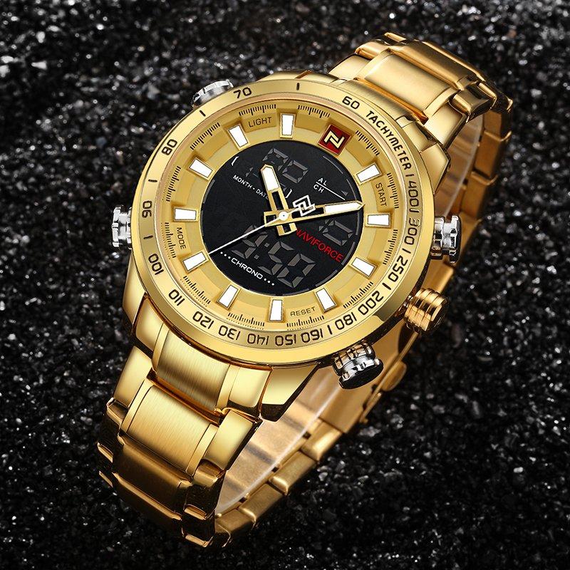bdb48e99bb7 Relógio Naviforce Sport Watch - Yasmin Store