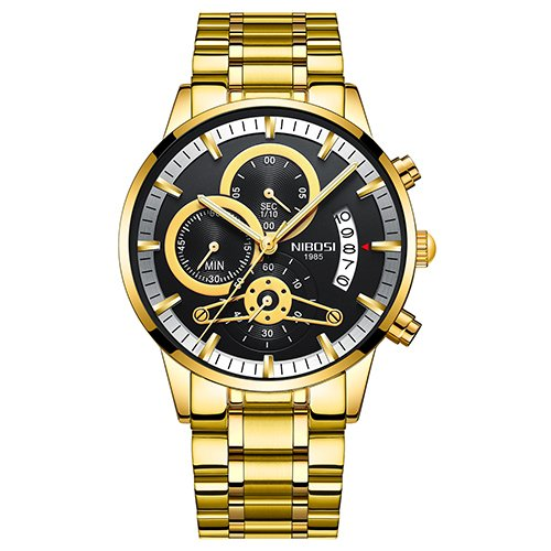 c8c1f1d8066 Relógio Nibosi Style Funcional - Yasmin Store
