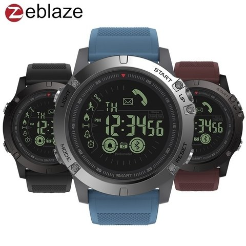 Zeblaze VIBE 3 Smart Watch IOS Android