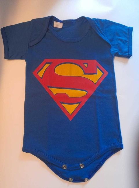 BABY BODY SUPER MAN