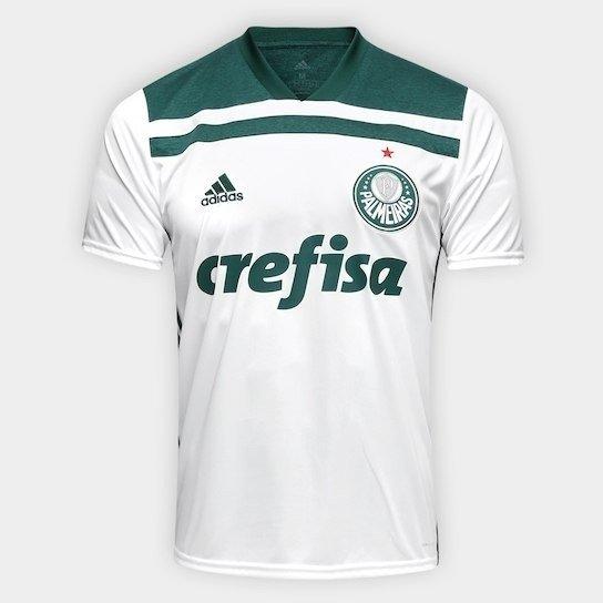 Camisa Palmeiras II 2018 2019 - Artigos Palestrinos 7f5ad94bd54c7