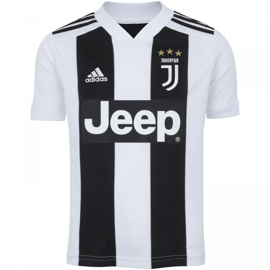d37de8a1e5 Camisa Juventus Home 2018 2019 - Artigos Palestrinos