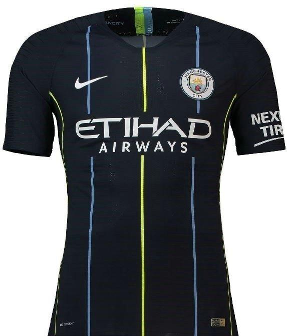 e2e13e0ac9b27 Camisa Manchester City Away 2018 2019