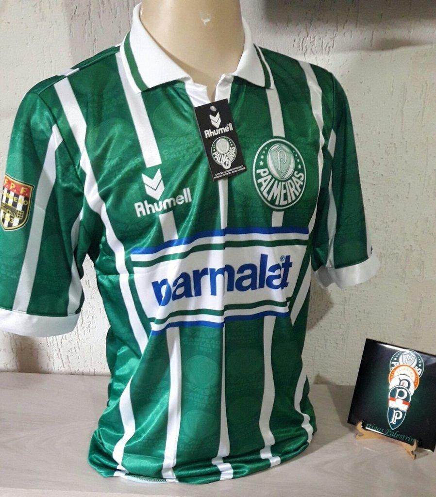 a598b6b38d Camisa Palmeiras Parmalat - Artigos Palestrinos
