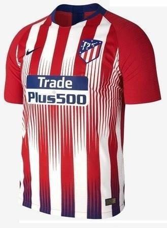 4482ccafff Camisa Atlético De Madrid Home 2018 2019