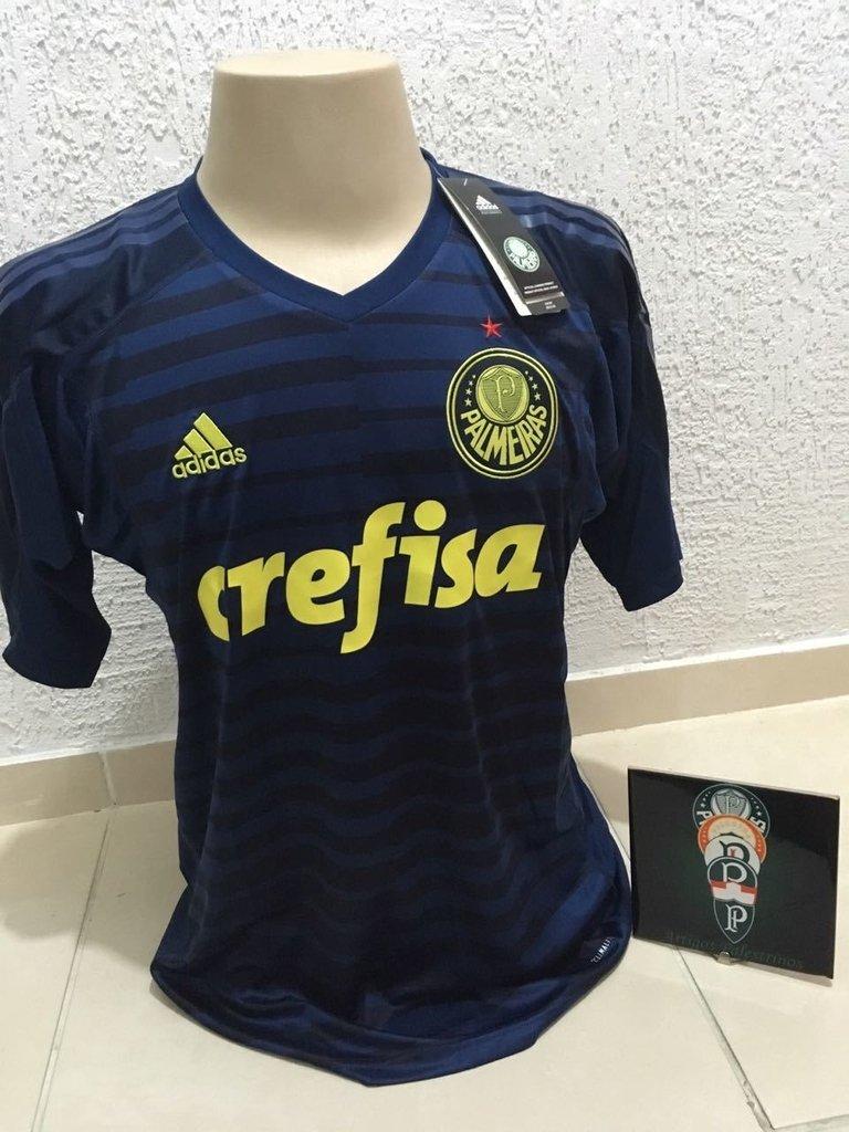 Camisa Palmeiras Goleiro Home 2018 437a5a8eb7cee