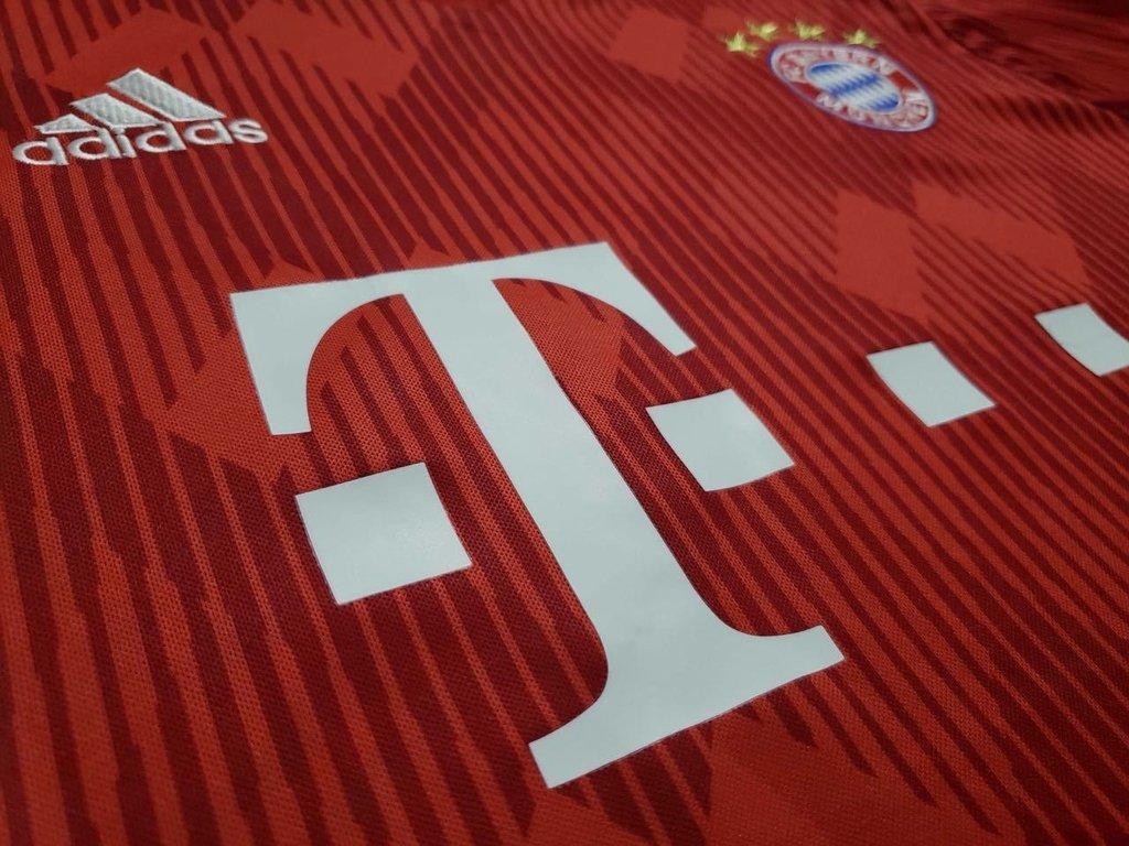 5c30e0a856 Camisa Bayern De Munique Home 2018 2019