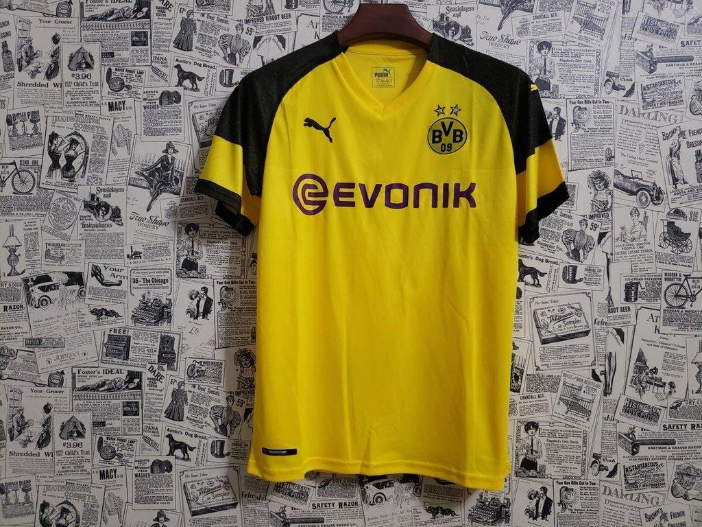 a669806a4c Camisa Borussia Dortmund Home 2018 2019