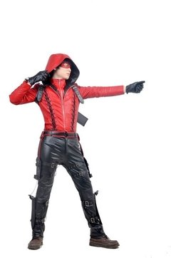 Arsenal - Roy Harper Fantasia Cosplay