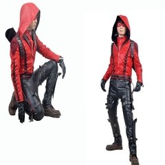 Arsenal - Roy Harper Fantasia Cosplay na internet