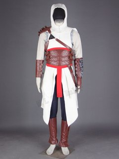 Assassins Creed 1 Altair Fantasia Cosplay