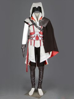 Assassins Creed 2 Altair Fantasia Cosplay