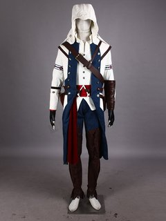 Assassins Creed 3 Altair Fantasia Cosplay