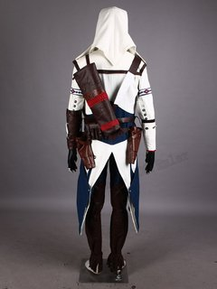 Assassins Creed 3 Altair Fantasia Cosplay na internet