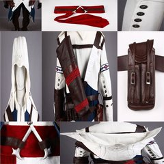 Assassins Creed 3 Altair Fantasia Cosplay - comprar online