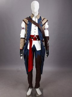 Assassin's Creed 3 Fantasia Cosplay
