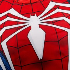 Camisa Spider-Man PS4 Manga Curta - Cosplaynation
