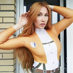 Cosplay Attack on Titan Bodysuit Sexy Trajes - loja online