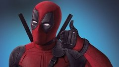 Fantaia Deadpool Infantil