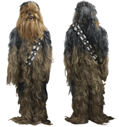 Chewbacca Fantasia Cosplay