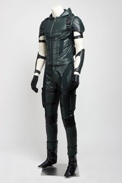 Oliver Queen Arrow 4º Temporada Fantasia Cosplay - Cosplaynation