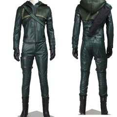 Oliver Queen Arrow Fantasia Cosplay