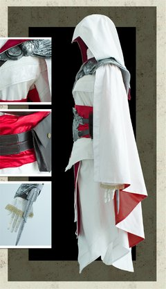 Assassins Creed Videogame Fantasia Cosplay - loja online