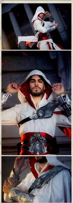 Assassins Creed Videogame Fantasia Cosplay