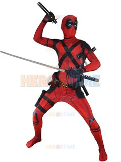 Deadpool Fantasia Cosplay