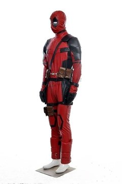 Fantasia Cosplay Deadpool Infantil
