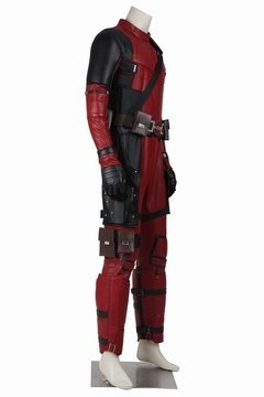 Deadpool Fantasia Cosplay Infantil