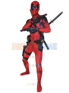 Fantasia Cosplay Deadpool