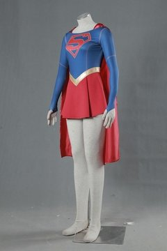 Supergril Kara Zor-El Fantasia Cosplay - Cosplaynation