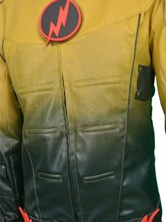 Flash Reverso Eddie Thawne 2º Temporada Fantasia Cosplay - Cosplaynation