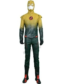 Flash Reverso Eddie Thawne 2º Temporada Fantasia Cosplay