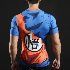 Camiseta Goku Dragon Ball - comprar online
