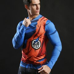Camiseta Goku Dragon Ball na internet