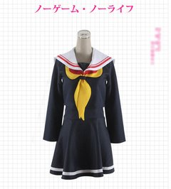 Fantasia Cosplay White Shiro - comprar online