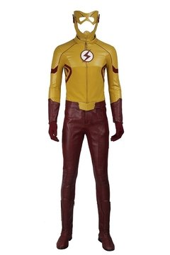 Kid Flash Bart Allen Fantasia Cosplay