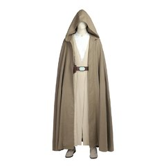Luke Skywalker Star Wars O Último Jedi Fantasia Cosplay