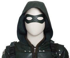 Oliver Queen Arrow 5º Temporada Fantasia Cosplay - Cosplaynation