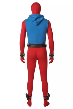 Fantasia Cosplay Scarlet Spider Man na internet
