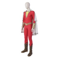 Shazam Fantasia Cosplay | Bota Inclusa - Cosplaynation
