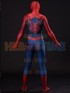 Spider Man Arte Conceitual Fantasia Cosplay
