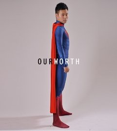 Superman Fantasia Cosplay - Cosplaynation
