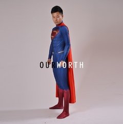 Superman Fantasia Cosplay - loja online